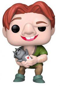 FUNKO POP de Quasimodo con gárgola - Los mejores FUNKO POP del Jorobado de Notre Dame - Funko POP de Disney