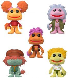Funko POP Pack de Fragge Rock con 5 personajes con pelo - Los mejores FUNKO POP de Fragge Rock - Los mejores FUNKO POP de series de dibujos animados