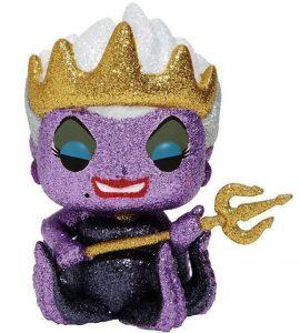 Funko POP de Úrsula brillante - Los mejores FUNKO POP de la Sirenita - FUNKO POP de Disney