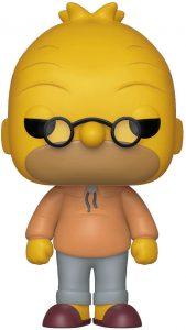 Funko POP de Abuelo Simpson - Los mejores FUNKO POP de los Simpsons - Los mejores FUNKO POP de series de dibujos animados
