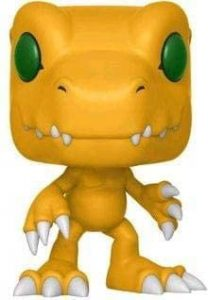 Funko POP de Agumon - Los mejores FUNKO POP de Digimon - Los mejores FUNKO POP de anime