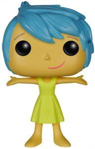 Funko POP de Alegría - Los mejores FUNKO POP de Inside Out - Los mejores FUNKO POP de Del Revés - FUNKO POP de Disney Pixar