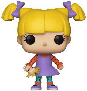 Funko POP de Angelica - Los mejores FUNKO POP de los Rugrats - Los mejores FUNKO POP de series de dibujos animados