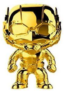 Funko POP de Antman dorado - Los mejores FUNKO POP de Ant-man - Los mejores FUNKO POP de Ant man - Funko POP de Marvel Comics - Los mejores FUNKO POP de los Vengadores