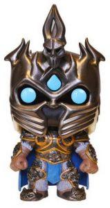 Funko POP de Arthas - Los mejores FUNKO POP de World of Warcraft - Los mejores FUNKO POP de personajes de videojuegos