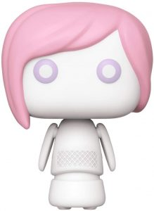 Funko POP de Ashley Too - Los mejores FUNKO POP de la serie de Black Mirror - Funko POP de series de televisión