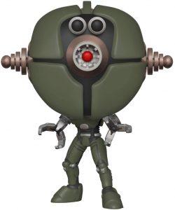 Funko POP de Assaultron - Los mejores FUNKO POP de Fallout - Los mejores FUNKO POP de personajes de videojuegos