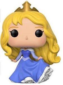 Funko POP de Aurora con vestido azul - Los mejores FUNKO POP de la Bella Durmiente - FUNKO POP de Disney