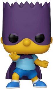 Funko POP de Bartman Simpson - Los mejores FUNKO POP de los Simpsons - Los mejores FUNKO POP de series de dibujos animados