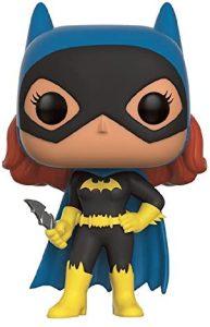 Funko POP de Batgirl con batarang - Los mejores FUNKO POP de Batgirl - Los mejores FUNKO POP de personajes de DC - Aliados de Batman