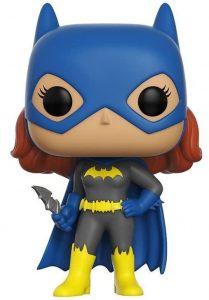 Funko POP de Batgirl con batarang exclusivo - Los mejores FUNKO POP de Batgirl - Los mejores FUNKO POP de personajes de DC - Aliados de Batman
