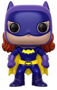 Funko POP de Batgirl serie animada clásica - Los mejores FUNKO POP de Batgirl - Los mejores FUNKO POP de personajes de DC - Aliados de Batman