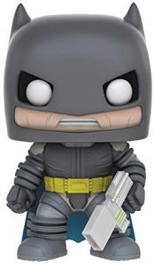 Funko POP de Batman con armadura - Los mejores FUNKO POP de Batman - Los mejores FUNKO POP de personajes de DC