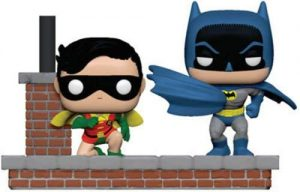 Funko POP de Batman y Robin - Los mejores FUNKO POP de Batman - Los mejores FUNKO POP de personajes de DC