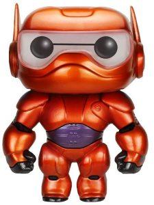 Funko POP de Baymax de 15 centímetros - Los mejores FUNKO POP de Big Hero 6 - Funko POP de Disney