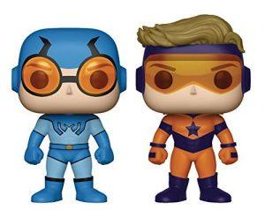 Funko POP de Beetle y Booster - Los mejores FUNKO POP de Beetle y Booster- Los mejores FUNKO POP de personajes de DC