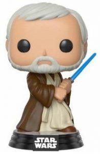 Funko POP de Ben Kenobi de viejo exclusivo - Los mejores FUNKO POP de Obi Wan Kenobi - Los mejores FUNKO POP de personajes de Star Wars