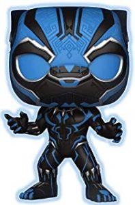 Funko POP de Black Panther oscuridad - Los mejores FUNKO POP de Black Panther - Los mejores FUNKO POP de Pantera Negra - Funko POP de Marvel Comics - Los mejores FUNKO POP de los Vengadores
