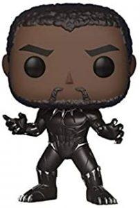 Funko POP de Black Panther sin máscara IW - Los mejores FUNKO POP de Black Panther - Los mejores FUNKO POP de Pantera Negra - Funko POP de Marvel Comics - Los mejores FUNKO POP de los Vengadores