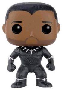 Funko POP de Black Panther sin máscara - Los mejores FUNKO POP de Black Panther - Los mejores FUNKO POP de Pantera Negra - Funko POP de Marvel Comics - Los mejores FUNKO POP de los Vengadores
