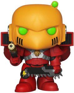 Funko POP de Blood Angels Assault Marine - Los mejores FUNKO POP de Warhammer 40000 - Los mejores FUNKO POP de personajes de videojuegos