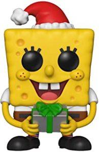 Funko POP de Bob Esponja navideño - Los mejores FUNKO POP de Bob Esponja - Spongebob - Los mejores FUNKO POP de series de dibujos animados