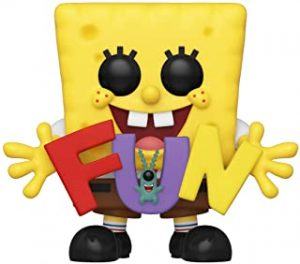 Funko POP de Bob Esponja y Placton - Los mejores FUNKO POP de Bob Esponja - Spongebob - Los mejores FUNKO POP de series de dibujos animados