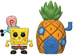 Funko POP de Bob Esponja y piña - Los mejores FUNKO POP de Bob Esponja - Spongebob - Los mejores FUNKO POP de series de dibujos animados