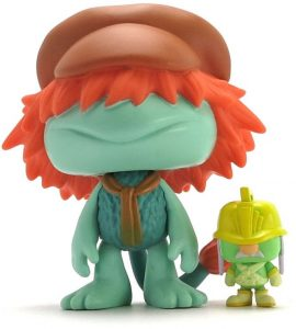 Funko POP de Bombo Fraggle Rock - Los mejores FUNKO POP de Fragge Rock - Los mejores FUNKO POP de series de dibujos animados