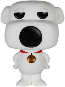 Funko POP de Brian - Los mejores FUNKO POP de Padre de familia - Los mejores FUNKO POP de series de dibujos animados