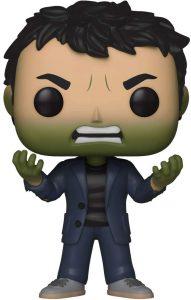 Funko POP de Bruce Banner - Los mejores FUNKO POP de Hulk - Funko POP de Marvel Comics - Los mejores FUNKO POP de los Vengadores