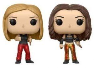 Funko POP de Buffy y Faith - Los mejores FUNKO POP de Buffy Cazavampiros - Funko POP de series de televisión