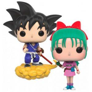 Funko POP de Bulma y flying Goku - Los mejores FUNKO POP de Bulma de Dragon Ball - Los mejores FUNKO POP de anime