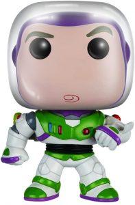 Funko POP de Buzz Lightyear con casco - Los mejores FUNKO POP de Toy Story - Los mejores FUNKO POP de Toy Story 4 - FUNKO POP de Disney Pixar