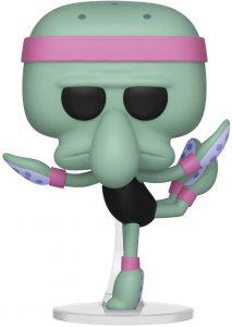 Funko POP de Calamardo - Los mejores FUNKO POP de Bob Esponja - Spongebob - Los mejores FUNKO POP de series de dibujos animados