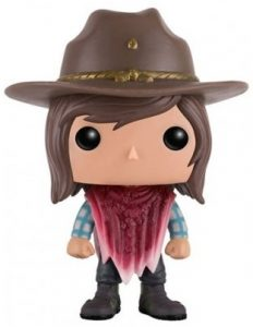 Funko POP de Carl Grimes- Los mejores FUNKO POP de The Walking Dead - Funko POP de series de televisión