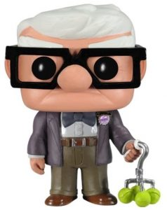 Funko POP de Carl - Los mejores FUNKO POP de UP - FUNKO POP de Disney Pixar