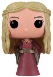 Funko POP de Cersei Lannister clásico - Los mejores FUNKO POP de Juego de Tronos de HBO - Los mejores FUNKO POP de Game of Thrones - Funko POP de series de televisión