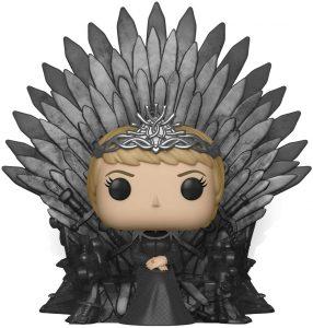 Funko POP de Cersei Lannister en el Trono de Hierro - Los mejores FUNKO POP de Juego de Tronos de HBO - Los mejores FUNKO POP de Game of Thrones - Funko POP de series de televisión