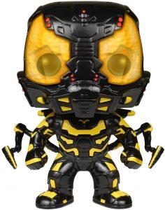 Funko POP de Chaqueta Amarilla - Los mejores FUNKO POP de Ant-man - Los mejores FUNKO POP de Ant man - Funko POP de Marvel Comics - Los mejores FUNKO POP de los Vengadores