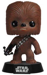 Funko POP de Chewbacca clásico - Los mejores FUNKO POP de Chewbacca 2 - Los mejores FUNKO POP de personajes de Star Wars