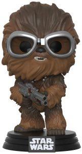 Funko POP de Chewbacca con gafas - Los mejores FUNKO POP de Chewbacca - Los mejores FUNKO POP de personajes de Star Wars