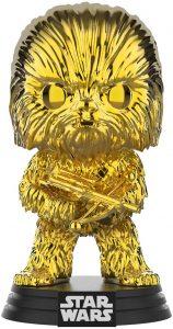 Funko POP de Chewbacca dorado - Los mejores FUNKO POP de Chewbacca - Los mejores FUNKO POP de personajes de Star Wars