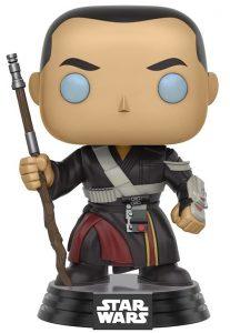 Funko POP de Chirrut Imwe - Los mejores FUNKO POP de la película de Star Wars Rogue One - Los mejores FUNKO POP de personajes de Star Wars