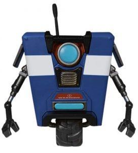 Funko POP de Claptrap azul - Los mejores FUNKO POP de Bordelands - Los mejores FUNKO POP de personajes de videojuegos