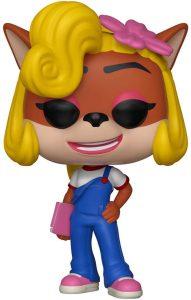 Funko POP de Coco Bandicoot - Los mejores FUNKO POP del Crash Bandicoot - Los mejores FUNKO POP de personajes de videojuegos