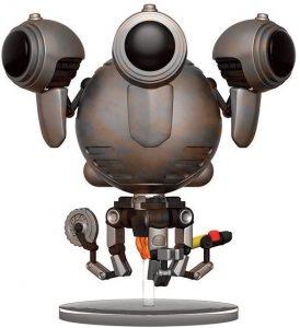 Funko POP de Codsworth exclusivo- Los mejores FUNKO POP de Fallout - Los mejores FUNKO POP de personajes de videojuegos