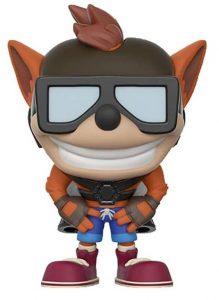 Funko POP de Crash Bandicoot con jet pack - Los mejores FUNKO POP del Crash Bandicoot - Los mejores FUNKO POP de personajes de videojuegos