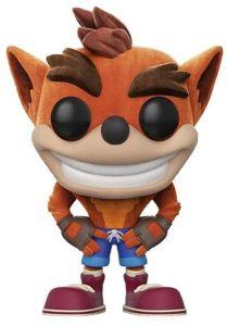 Funko POP de Crash Bandicoot con pelo - Los mejores FUNKO POP del Crash Bandicoot - Los mejores FUNKO POP de personajes de videojuegos