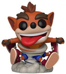 Funko POP de Crash Bandicoot tornado - Los mejores FUNKO POP del Crash Bandicoot - Los mejores FUNKO POP de personajes de videojuegos